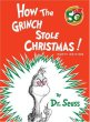 How the Grinch Stole Christmas! book page